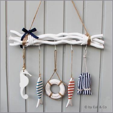 Deko Maritim pin seifner auf kunst maritim sommer und deko