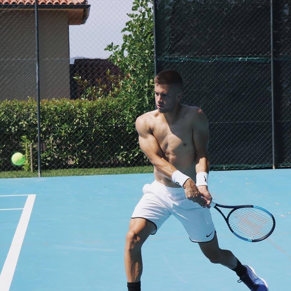 Borna Coric (With images) Borna ćorić, Borna, Tennis