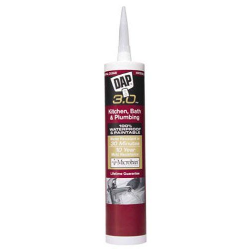 Model Of Dap Kwik Seal Caulk 9 Ounce White Idea - Latest adhesive sealant For Your Plan
