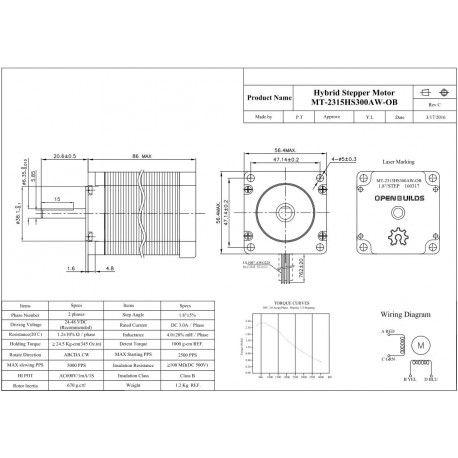 nema 23 stepper motor high torque series stepper motorstepper motor unipolar bipolar