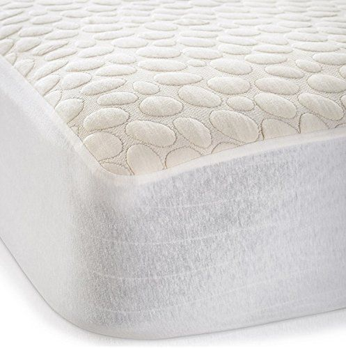 dream decor dream decor pebbletex quilted organic cotton waterproof