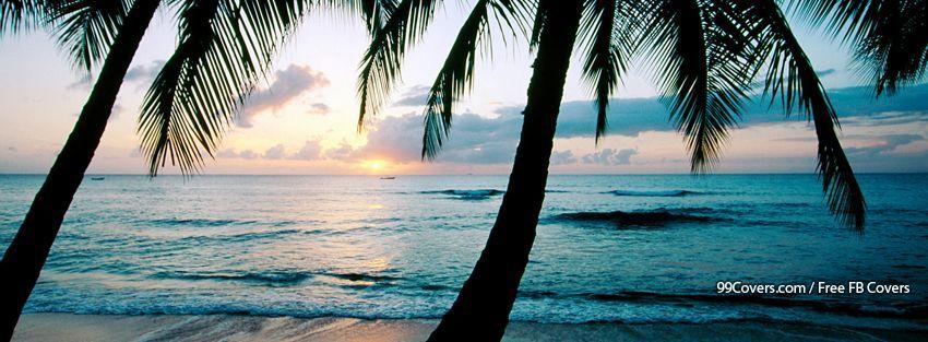 Permalink to Free Facebook Beach Wallpaper Backgrounds Ocean
