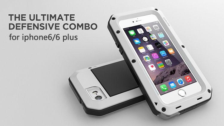Iphone 6 Case Lunatik Three-Proofing (Fingerprint Identification)