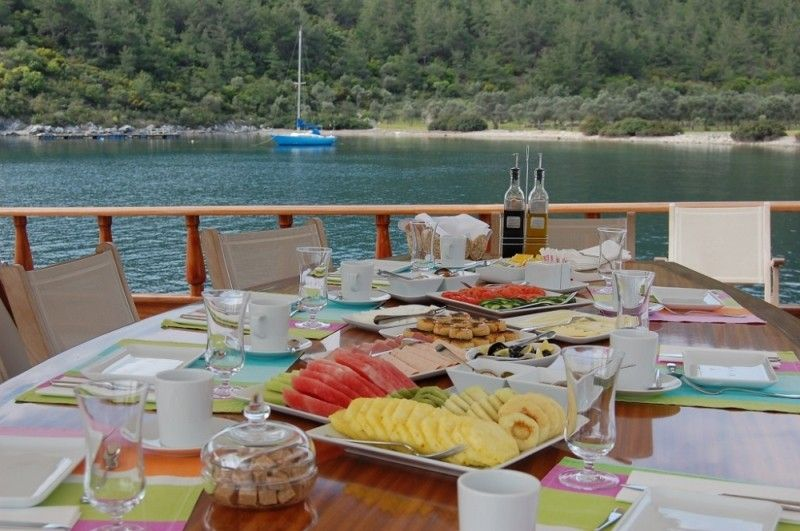 Luxury PAPA JOE - Gulet Check more at https://eastmedyachting.co.uk/yachts/papa-joe-gulet/