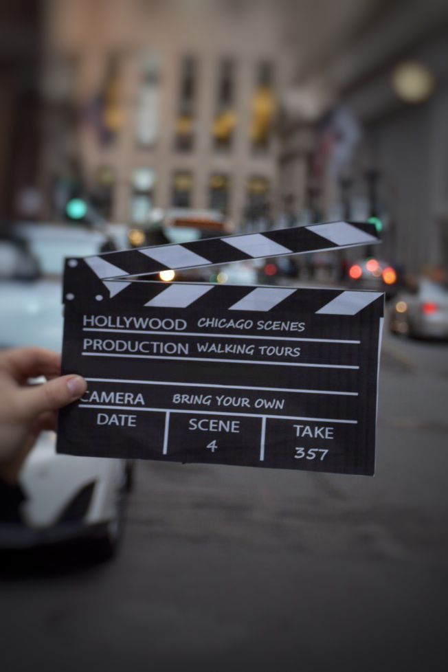On Location: Movies & Filming in Chicago