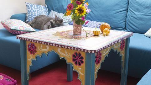 quelle swr bine br ndle in 2018 pinterest orientalisch m bel bauen und diy wohnen. Black Bedroom Furniture Sets. Home Design Ideas