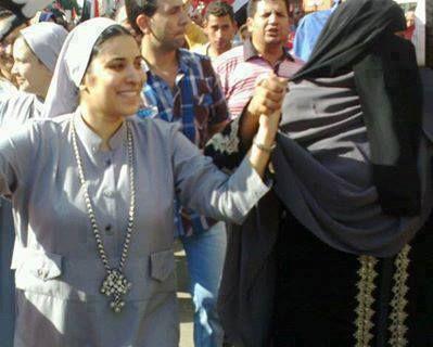 Egyptian Revolution in Alexandria