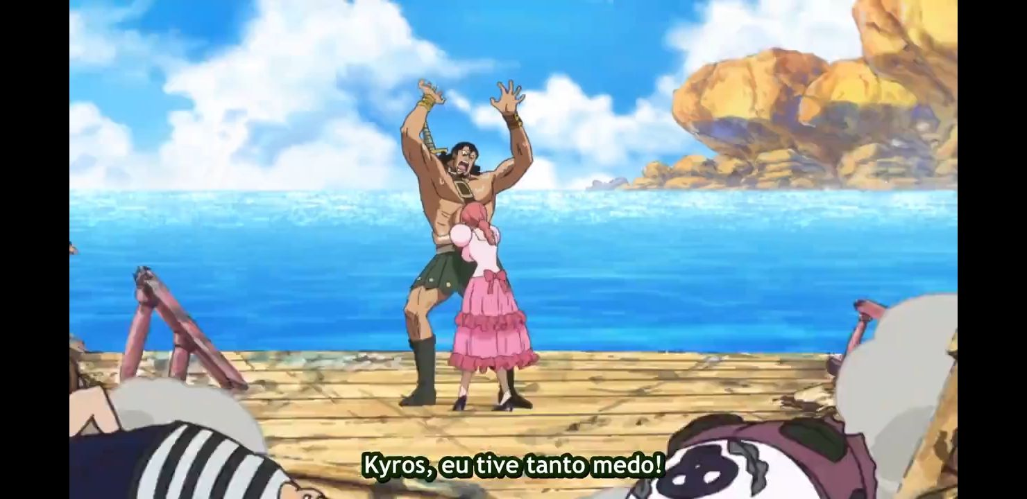 Vale A Pena Assistir One Piece In This Moment One Piece One