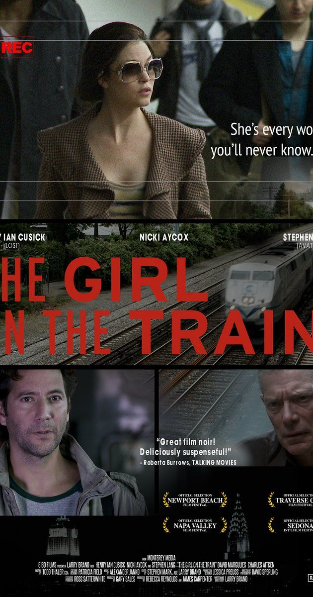 The Girl on the Train (2013) Movies, Cusick, Full movies
