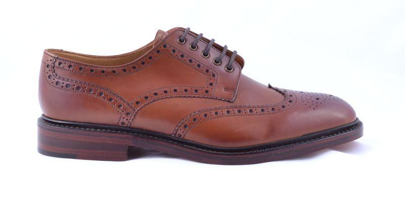 Loake Chester Brown Mahogany Klasycznebuty Pl Dress Shoes Men Loake Oxford Shoes