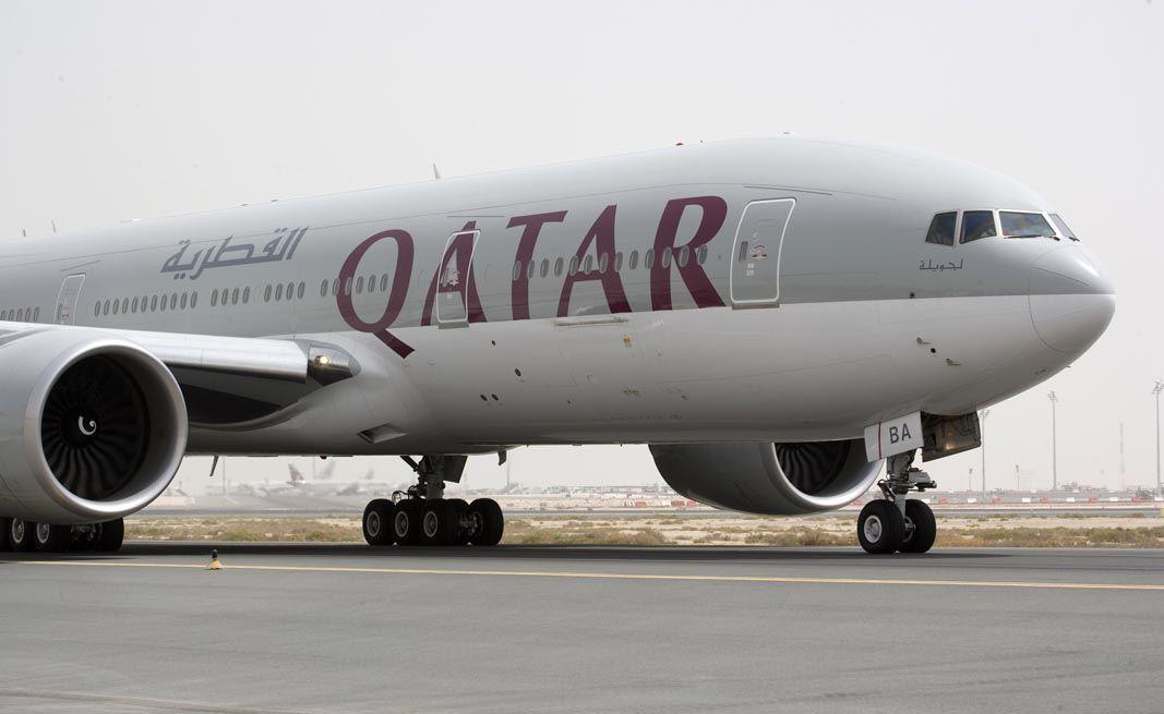 Qatarairways Boeing 777 200lr حلوة ركبتها مثل ذي على القطرية من قبل Boeing 777 Qatar Airways Boeing 777 200lr