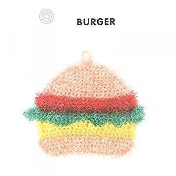 Bubble Creative Tawashi Burger Spülschwämme Pinterest Bubbles