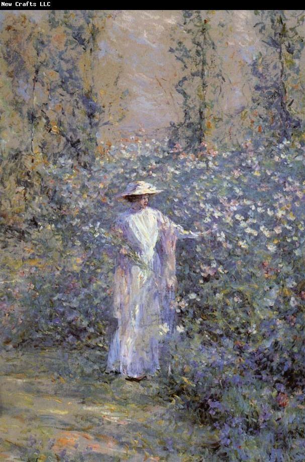 John Henry Twachtman  {1853-1902} ~~ American Gilded Age painter
