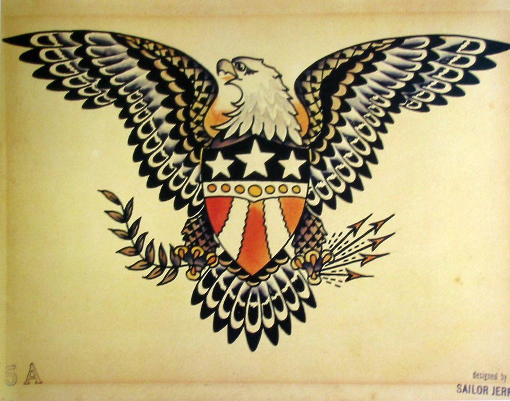Tatuaje Americano Tradicional sailor jerry tatuaje tradicional americano taringa picture | estilo