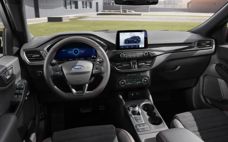 Ford Kuga St Line 2020 Ford Kuga Ford Best Suv