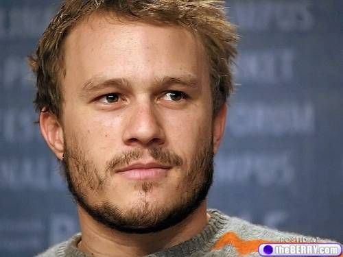 Heath Ledger, he may not still be alive, but nevertheless, he remains one of my favourite actors of all time!