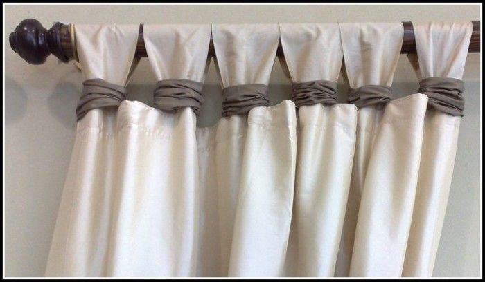 Tab Top Curtains With Buttons Curtains Home Furniture Design
