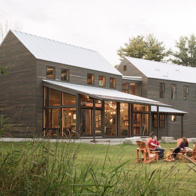 10 Farmhouses With a Modern Twist Modern farmhouse