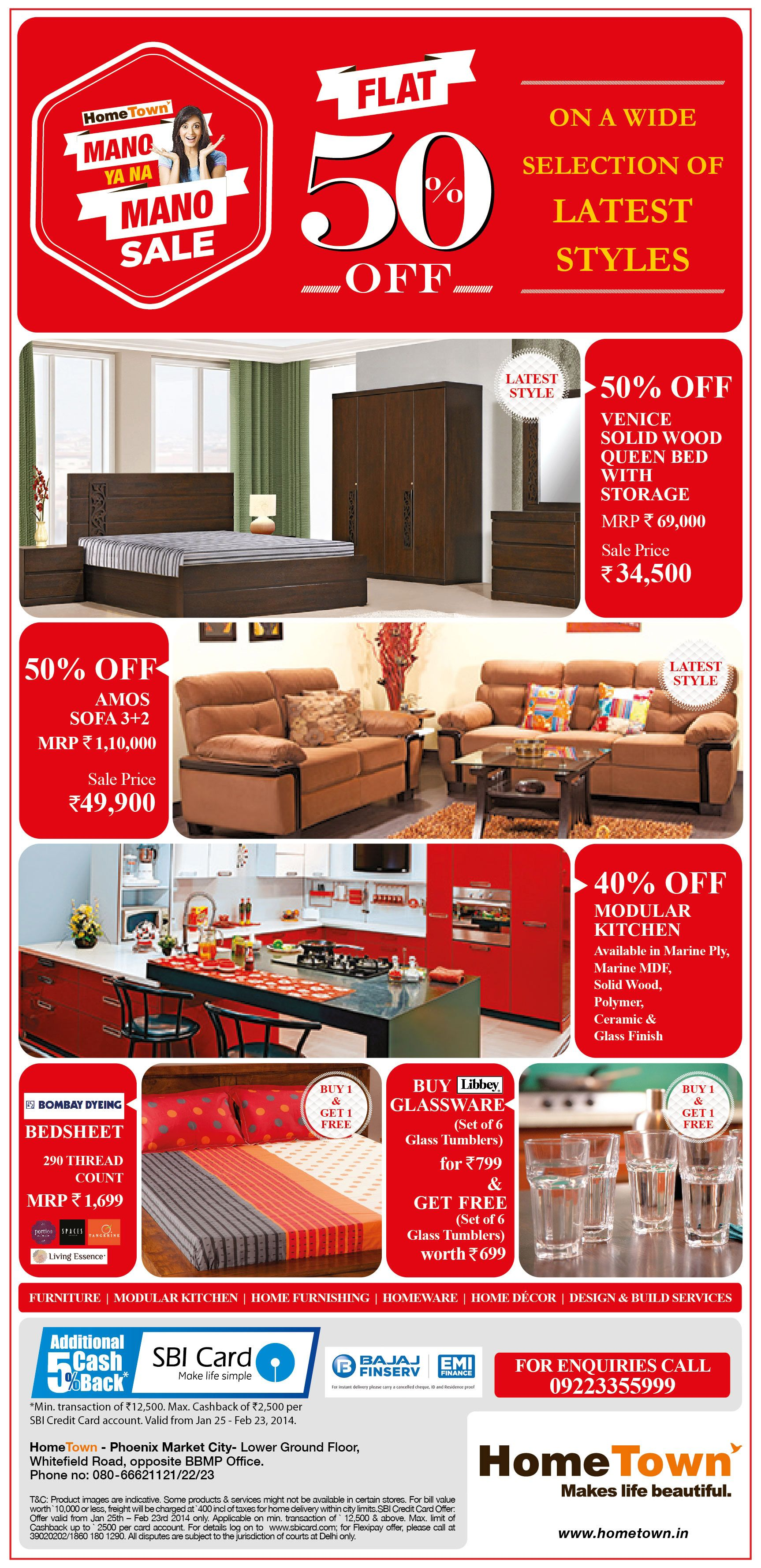 Get Flat 50 Off On A Wide Selection Of Latest Styles At Hometown Walk In And Check Out Many More Offers On Products That Will Sui Bed Storage Wood Beds Home
