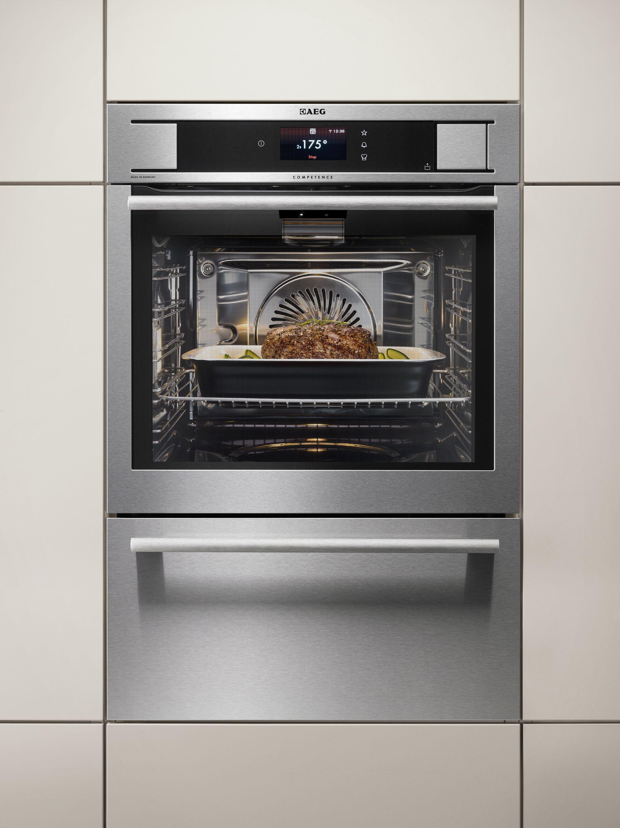 aeg procombi plus smart electrolux oven with wifi camera dream kitchen pinterest laundry