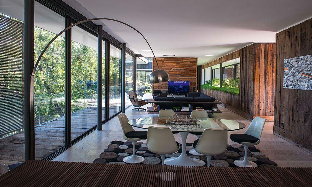 chile   O país que presentou o mundo com Neruda tem também um bom gosto incrível quando o assunto é arquitetura, decoração e paisagismo.   ...