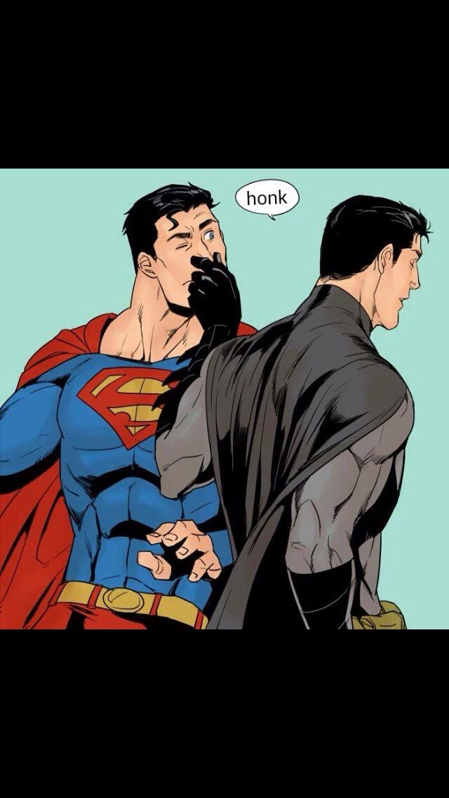 Гей комикс бэтмен