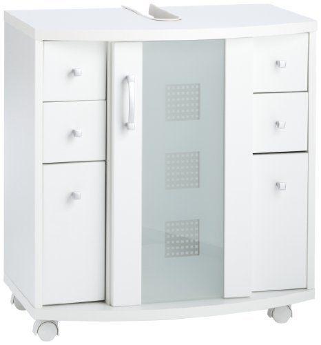 Posseik 5418 76 Waschbeckenunterschrank Nizza (Nizas), weiß von Posseik Möbelfabriken GmbH, http://www.amazon.de/dp/B002MN9G76/ref=cm_sw_r_pi_dp_9Ruesb12ERH4B