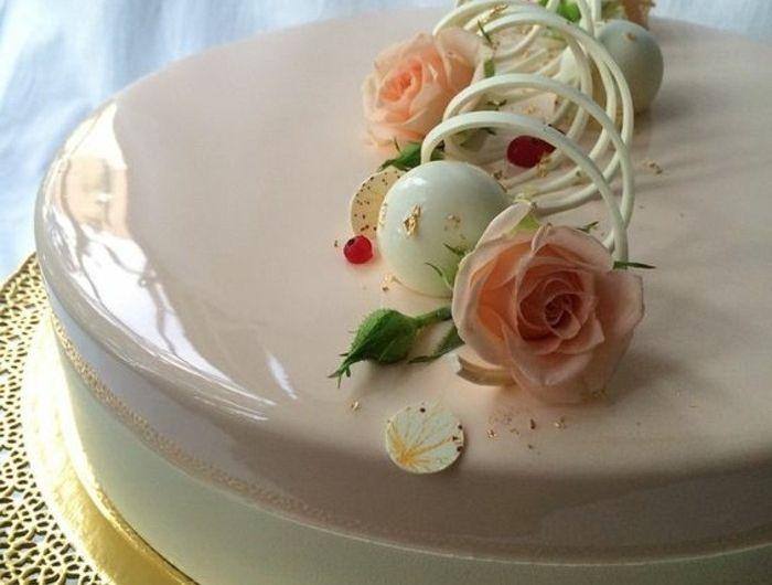 100 Photos De Desserts Au Glaçage Miroir Et Quelques