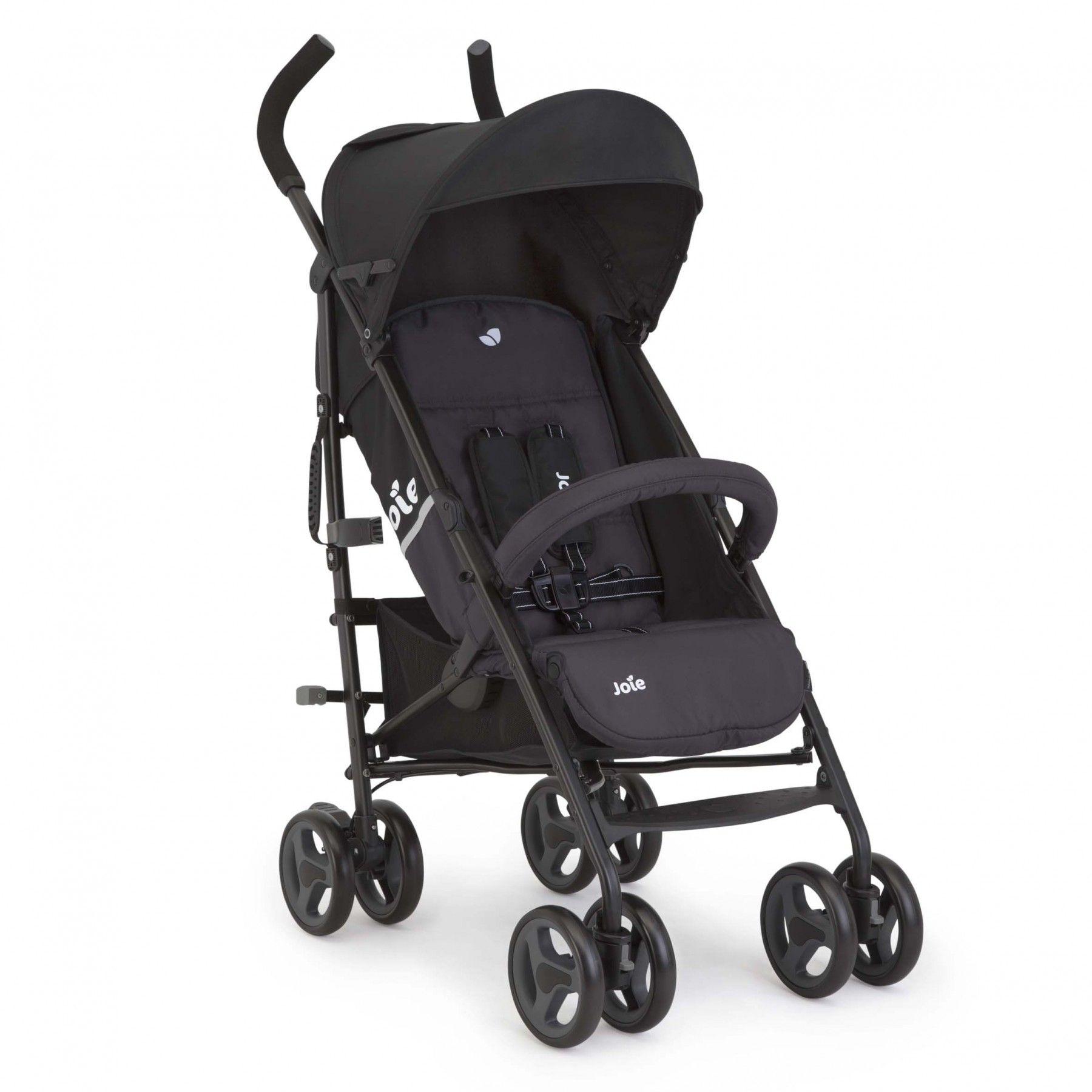 Joie Nitro Stroller Two Tone Black Stroller, Joie baby