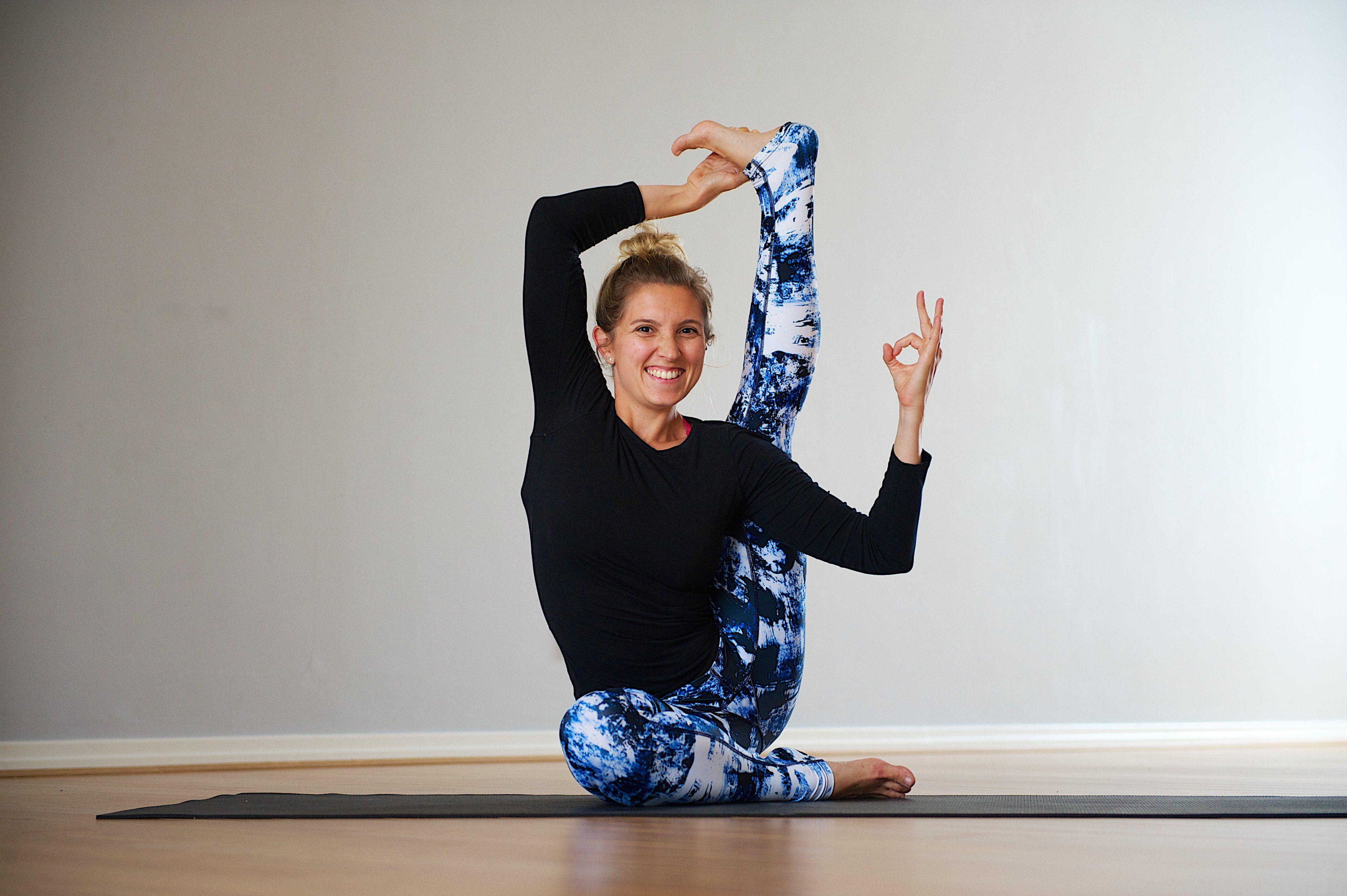 Freedom through yoga good posture online yoga classes