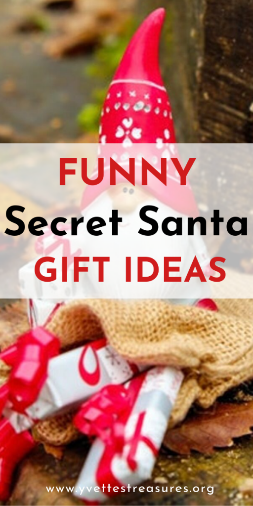 15 Funny Secret Santa Gift Ideas To Make You Laugh