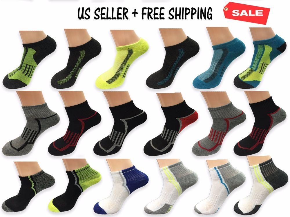 Girls Boys Ankle Socks White School Childrens Cotton Kids Unisex Socks 15 Pairs