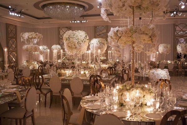 Four Seasons Grand Ballroom Los Angeles Wedding