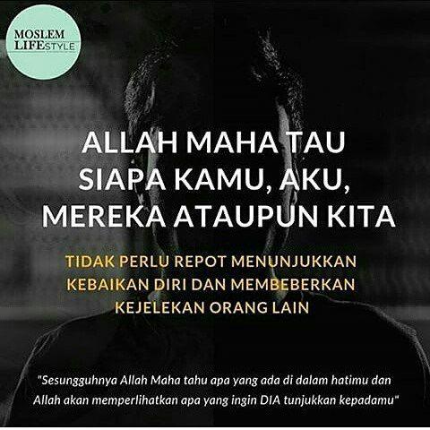 Allah Maha Tau Hijrah Menjadi Lebih Baik Lagi Kata Kata Indah