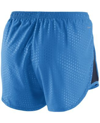 Nike Women's San Diego Chargers Mod Tempo Shorts - Blue XL