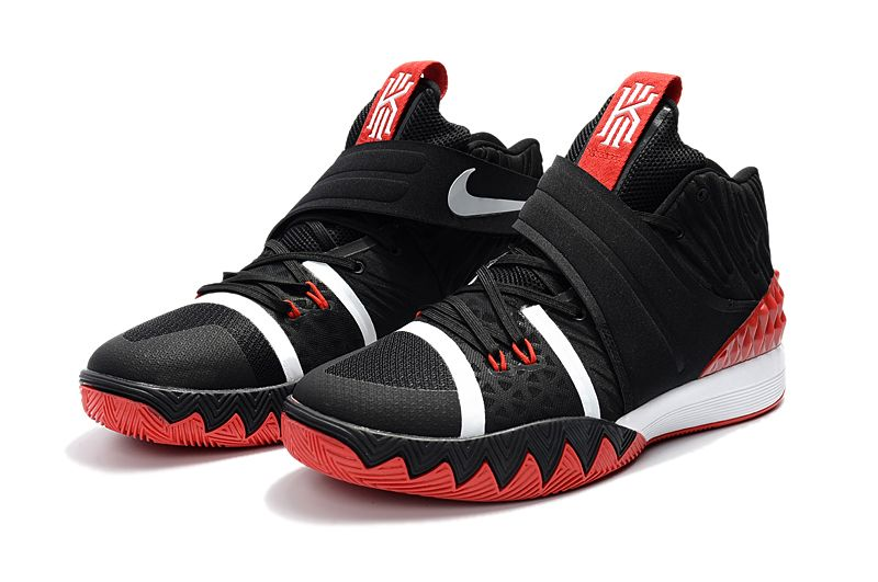 Nike Kyrie S1 Hybrid Black Red-White For Sale  fa1ce4c85f