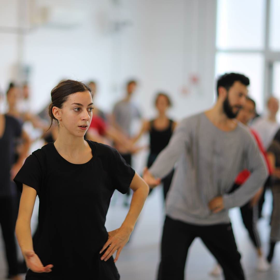 DUO2015 of William Forsythe with Riley Watts Elizabeth ...