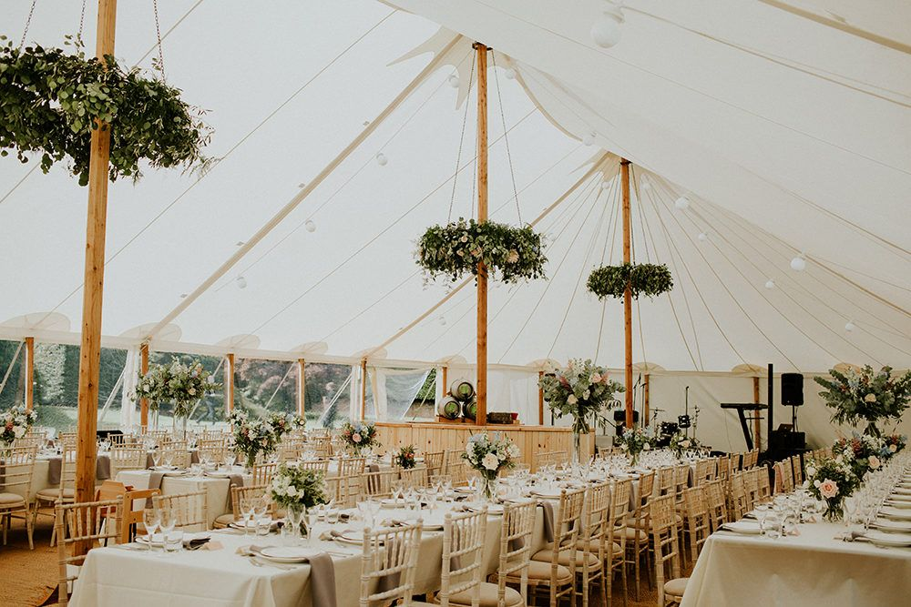 English Garden Wedding in Kent