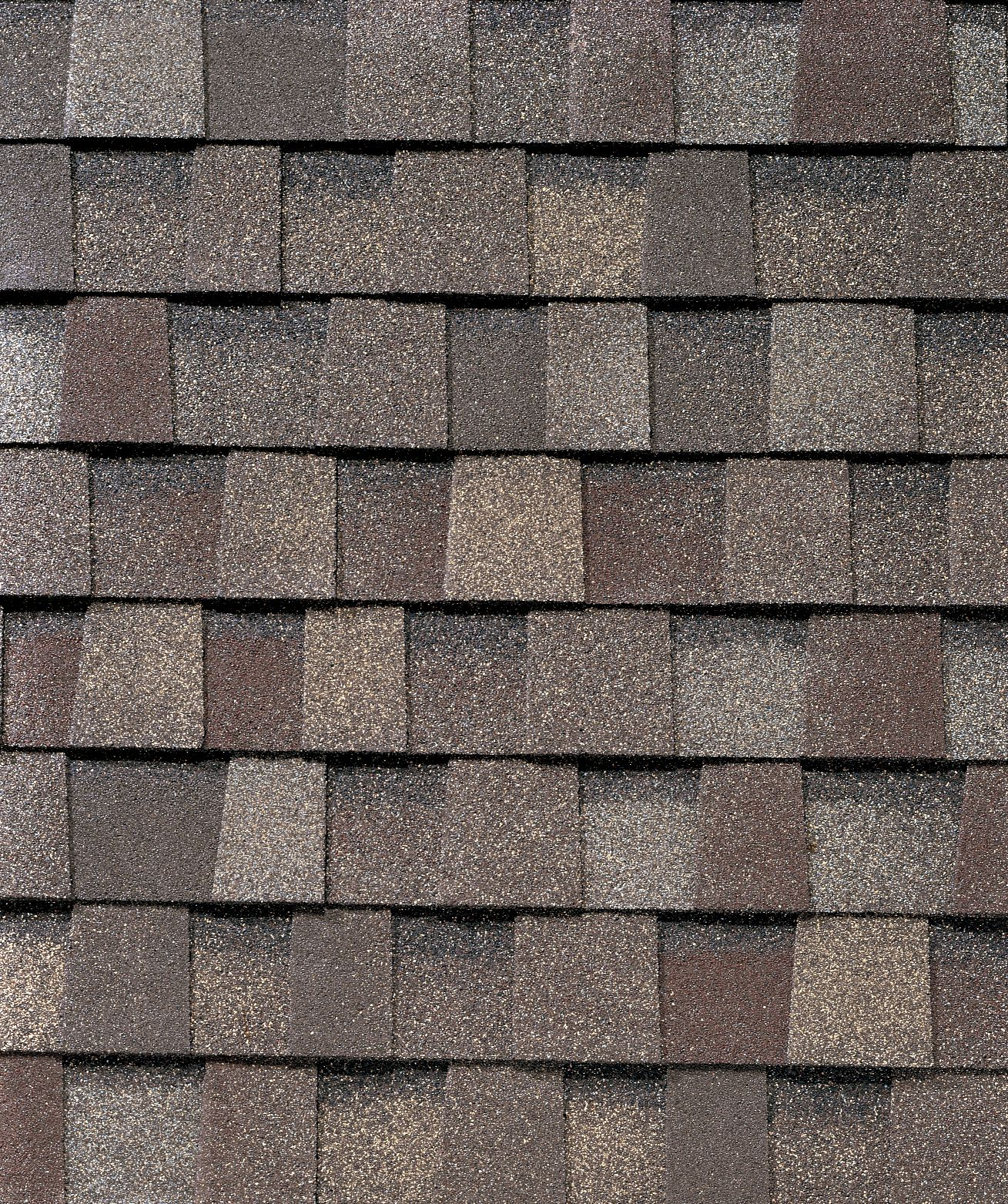 Natural Timber Shingles Swatch