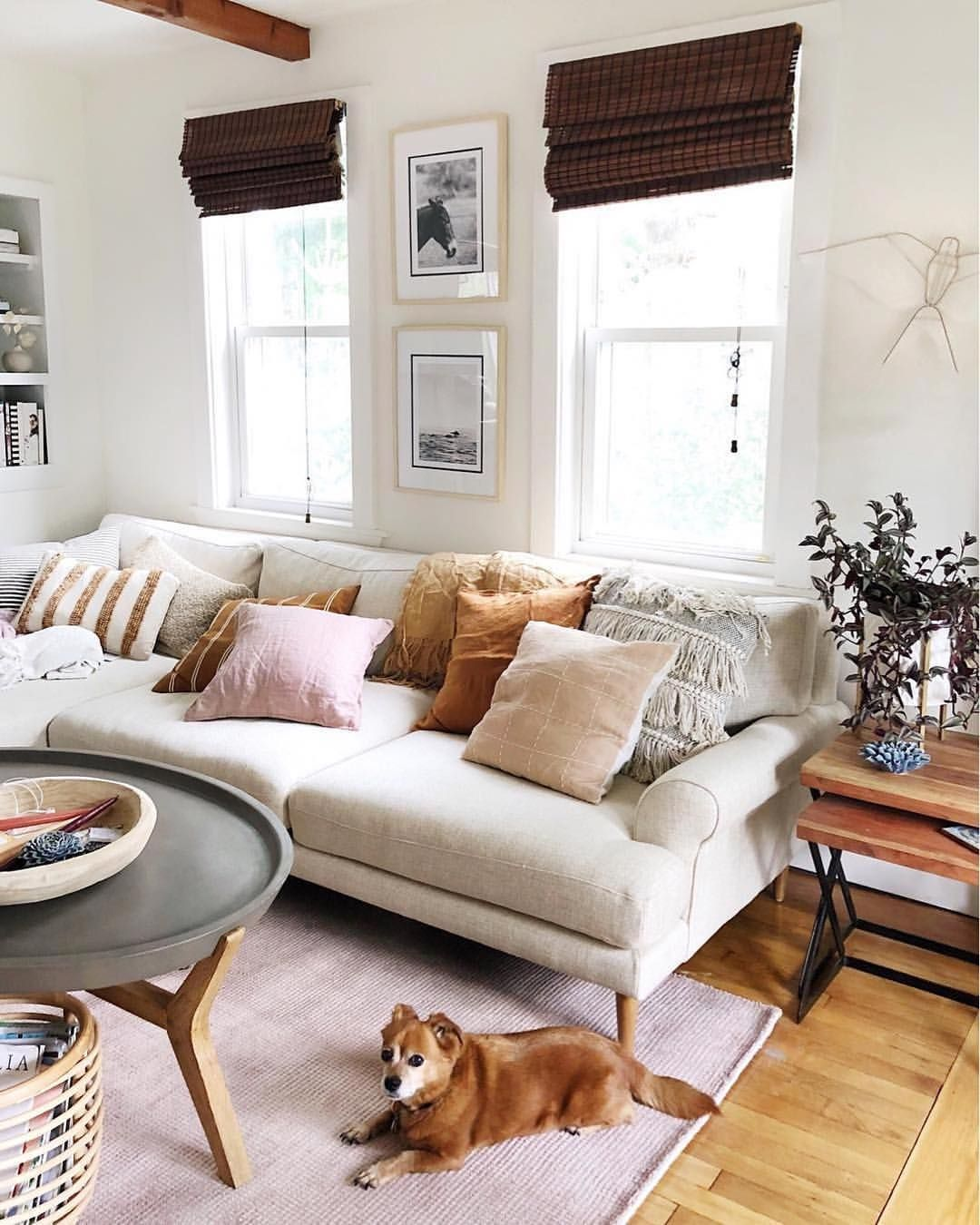 Best 6 Amazing Small Living Room Ideas Eclectic Living Room 400 x 300