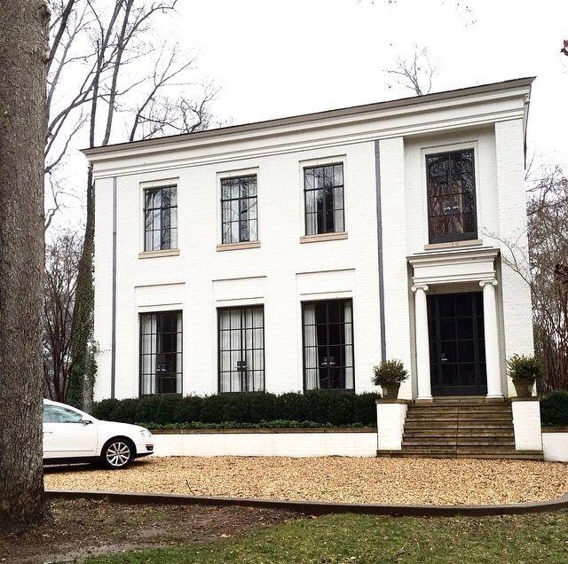 Pin von lauren nowak auf architecture pinterest for Stadtvilla klassisch