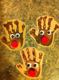 Hand painting for kids #craftsforkids #craft #artprojectsforkids. Crafts | Search Results | CreativeBusStop