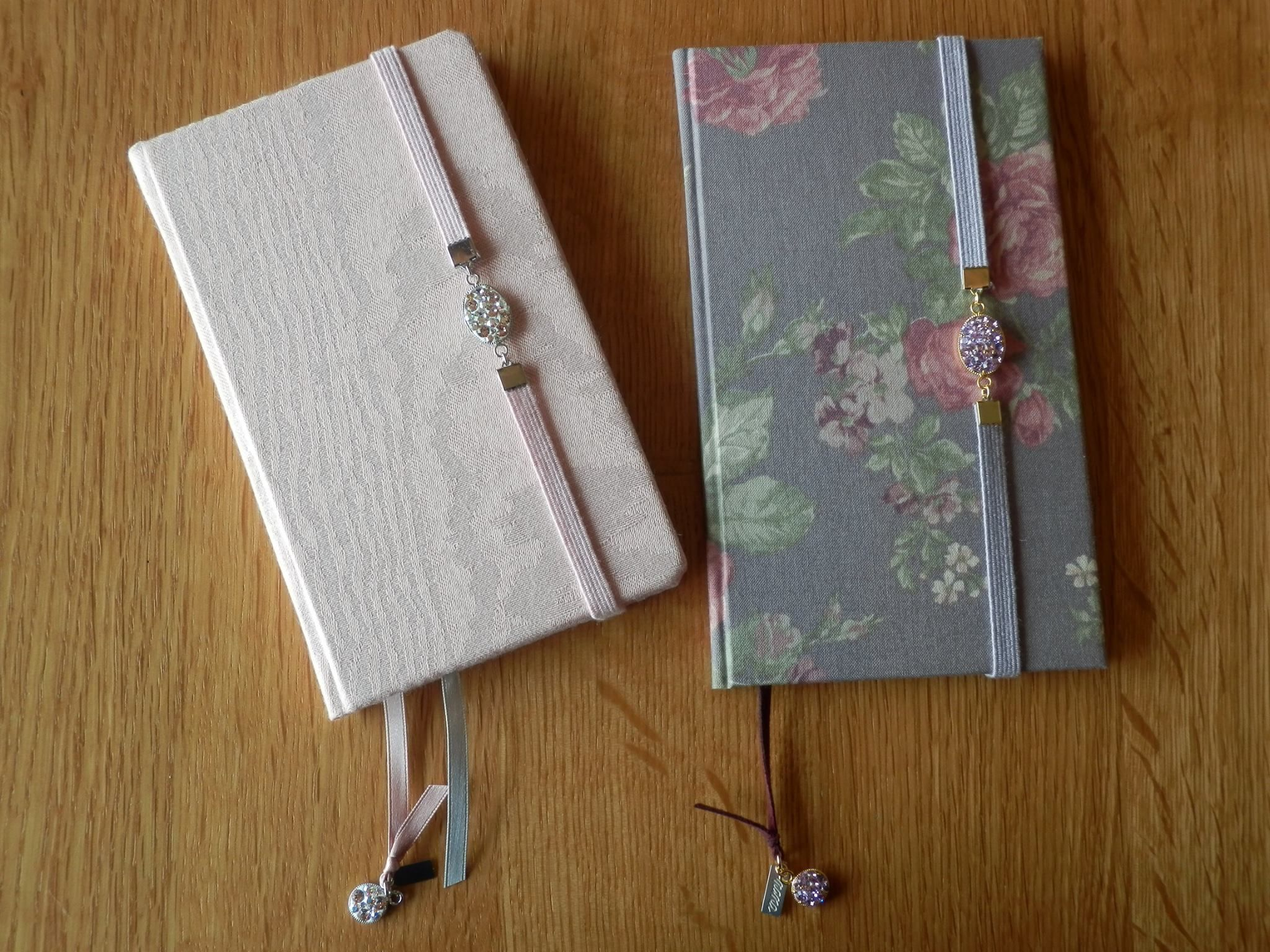 re-covered planners by Ryoko Shimizu