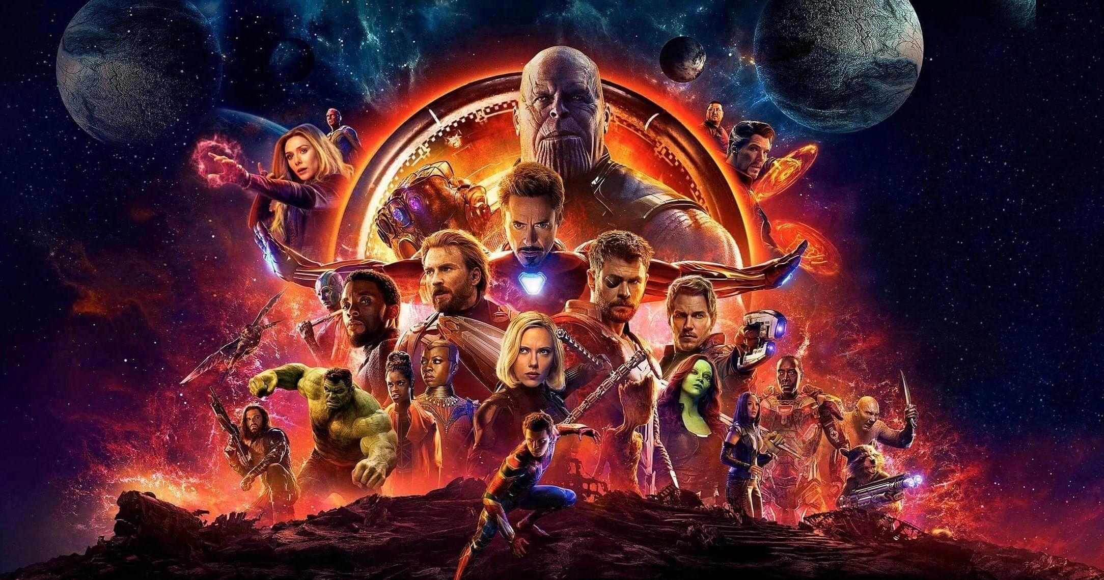 Avengers マーベルのヒーロー大集合映画の最新作 アベンジャーズ