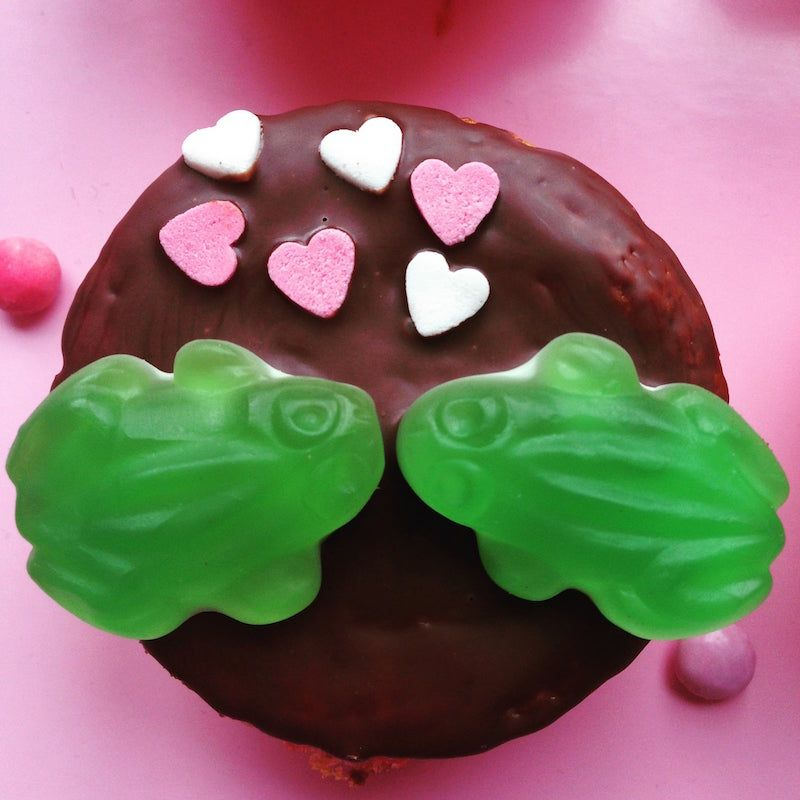 Photo of Kiss the Prince: DIY Frog Muffins (Cinnamon Muffins) – Gifter deg med braut.de