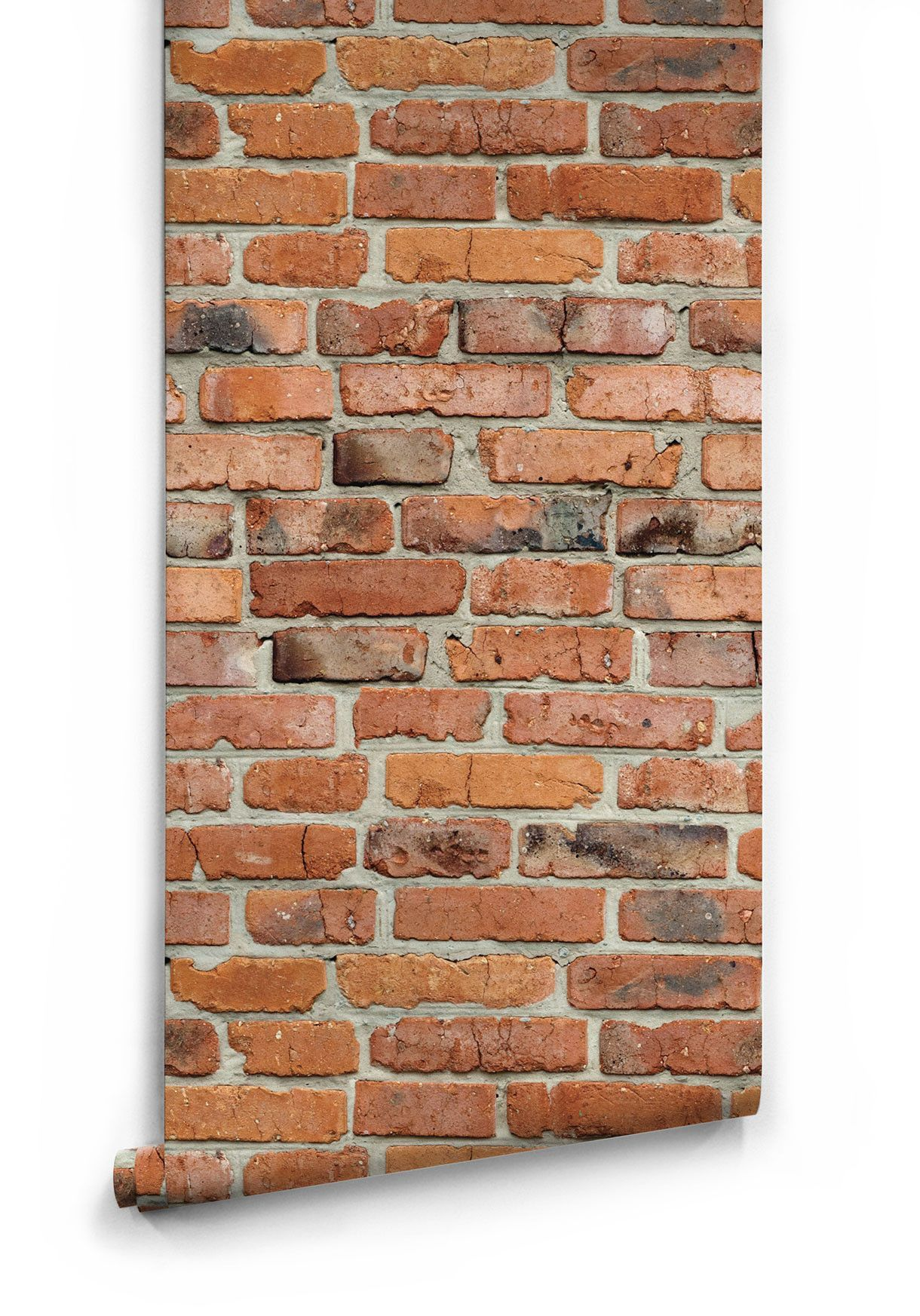Camden Factory Bricks Wallpaper Design By Milton King Sharedhosting V Scloudhosting Perfectdescri Brick Wallpaper Faux Brick Wallpaper Brick Effect Wallpaper