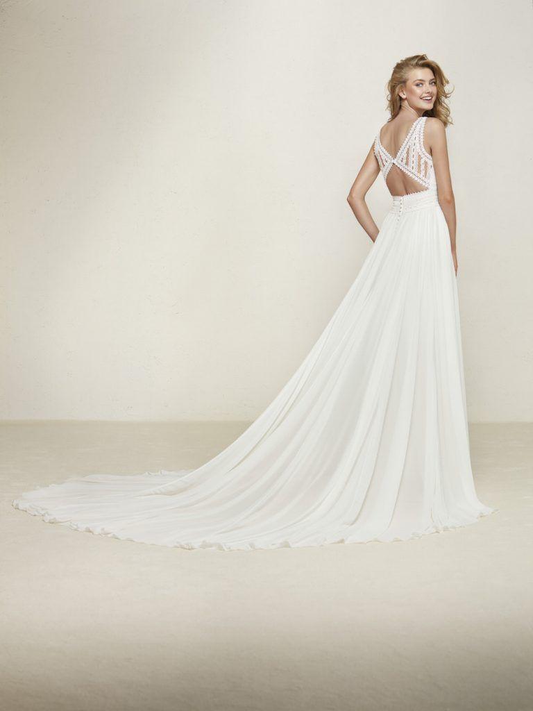 Rückenausschnitt – Happy Brautmoden | Hochzeitskleid | Pinterest ...