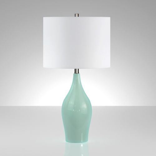 Neena Teal Table Lamp In 2019 Jill S House