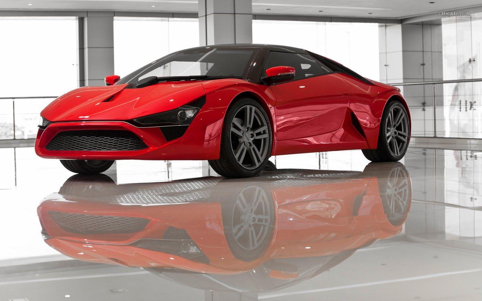 ALL New DC AVANTI Cool sports cars, Amazing cars, Cars