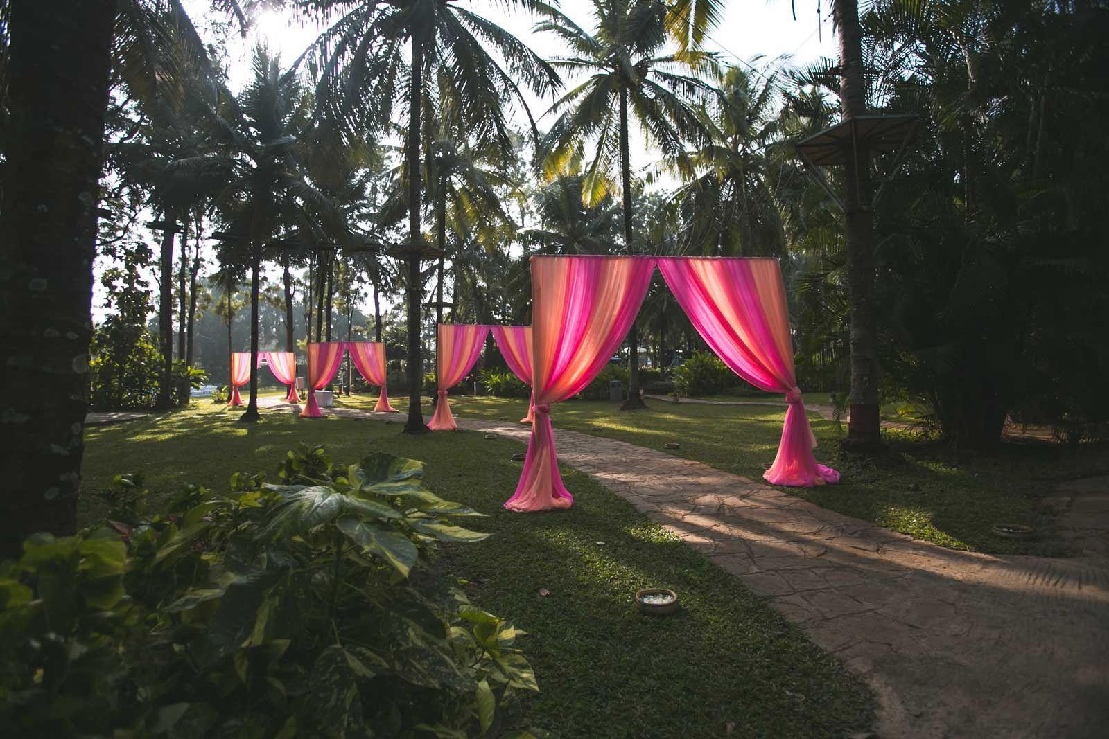 Indian themed wedding décor ideas in 2020 Destination